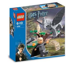 LEGO Draco's Encounter with Buckbeak Set 4750 Packaging