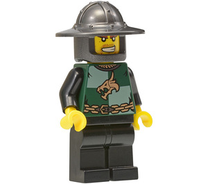 LEGO Dragon Knight Quarters Minifigure