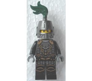 LEGO Dragon Knight with Knight Helmet Minifigure