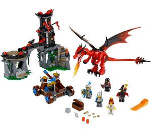 LEGO Dragon Mountain Set 70403