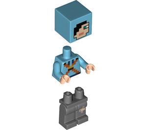 LEGO Dragon Slayer Minifigure
