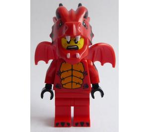 LEGO Dragon Suit Guy Minifigure