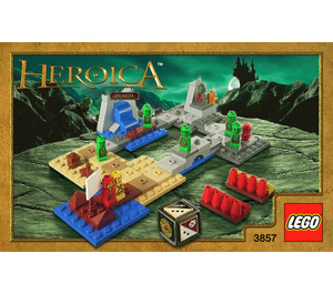 LEGO Draida Bay (3857) Instructions