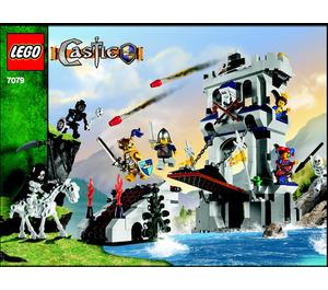 LEGO Drawbridge Defense Set 7079 Instructions