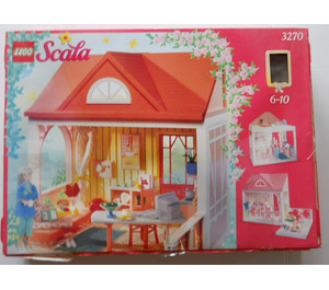LEGO Dream Cottage Set 3270 Packaging