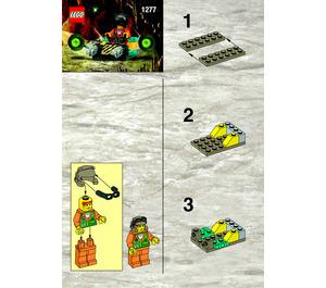 LEGO Drill Craft Set 1277 Instructions