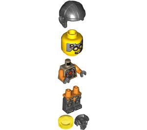 LEGO Drillex Minifigure