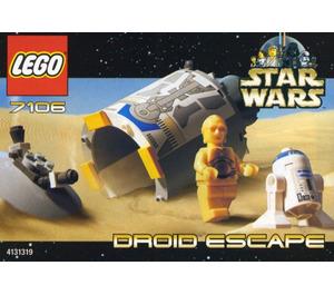 LEGO Droid Escape Set 7106