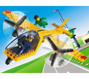 LEGO Dual Turbo Prop Set 4617
