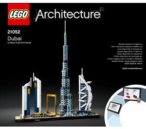 LEGO Dubai Set 21052 Instructions