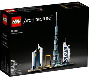 LEGO Dubai Set 21052 Packaging