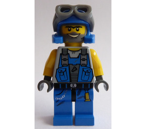 LEGO Duke Power Miner Minifigure