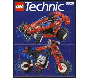 LEGO Dune Blaster Set 8829
