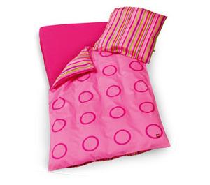 LEGO Duplo 3-Piece Bedding Set Pink - Baby (K810020)