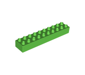 LEGO Duplo Brick 2 x 10 (2291)