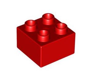 LEGO Duplo Brick 2 x 2 (3437 / 31460 / 89461)