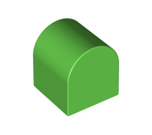 LEGO Duplo Brick 2 x 2 x 2 with Curved Top (3664)