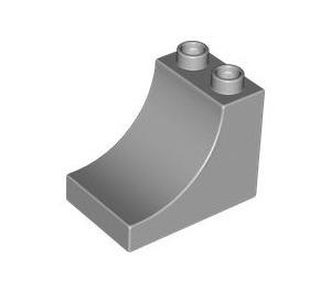 LEGO Duplo Brick 2 x 3 x 2 with Curved Ramp (2301)