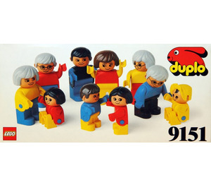 LEGO Duplo family Set 9151
