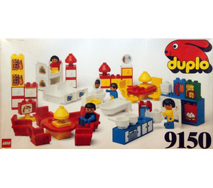 LEGO Duplo furniture Set 9150