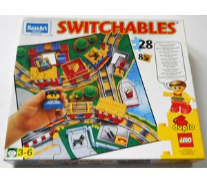LEGO Duplo Puzzle Switchables (Train)