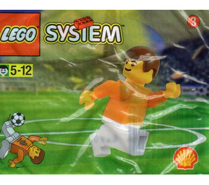 LEGO Dutch Footballer Set 3304