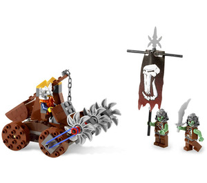 LEGO Dwarves' Mine Defender Set 7040