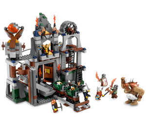LEGO Dwarves' Mine Set 7036