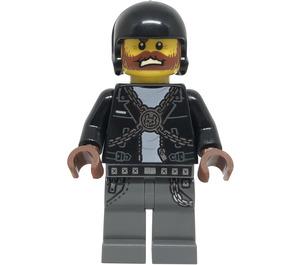 LEGO Dwayne Minifigure