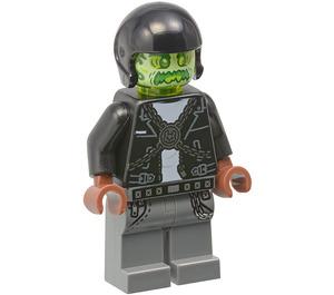 LEGO Dwayne (Transparent Head) Minifigure