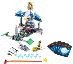 LEGO Eagles' Castle Set 70011