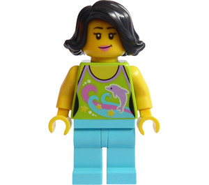 LEGO Easter Egg Female Minifigure