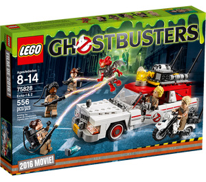 LEGO Ecto-1 & 2 Set 75828 Packaging