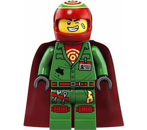 LEGO El Fuego Minifigure