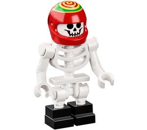 LEGO El Fuego Skeleton with Helmet Minifigure