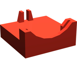 LEGO Electric Technic Micromotor Base (2985)
