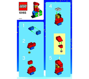 LEGO Elf Boy Set 10165 Instructions