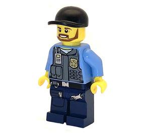 LEGO Elite Police Officer Minifigure