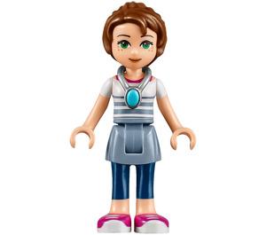 LEGO Emily Jones with Amulet Minifigure