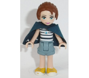 LEGO Emily Jones with Cape Minifigure