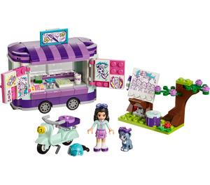 LEGO Emma's Art Stand Set 41332