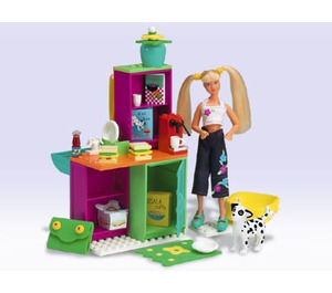 LEGO Emma's Chill-Out Kitchen Set 3123
