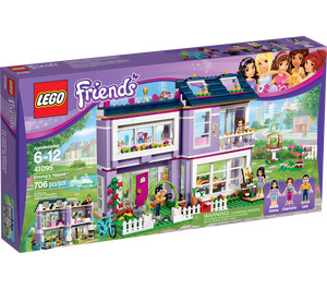 LEGO Emma's House Set 41095 Packaging