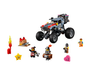 LEGO Emmet and Lucy's Escape Buggy! Set 70829