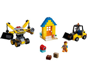LEGO Emmet's Builder Box! Set 70832