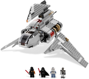 LEGO Emperor Palpatine's Shuttle Set 8096