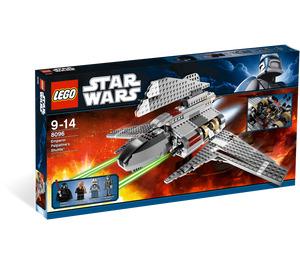 LEGO Emperor Palpatine's Shuttle Set 8096 Packaging