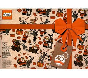 LEGO Employee Christmas Gift Set 4002018