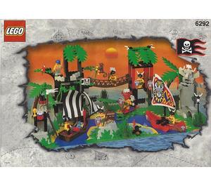 LEGO Enchanted Island Set 6292