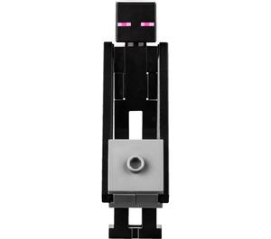LEGO Enderman with Medium Stone Gray Box Minifigure